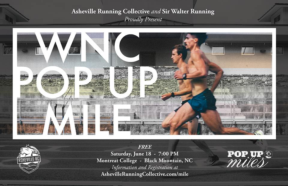 Asheville Pop Up Miles