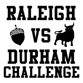 Raleigh vs Durham Square